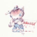 cuttin'cuty 2011 (18x24) malojoart