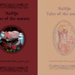 malojoartbook cover and frontpage