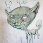 nuclear chihuahua (80x80) 2012 malojoart