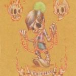 playguts (18x24) 2012 malojoart