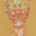 yosemite saint (18x24) 2012 malojoart
